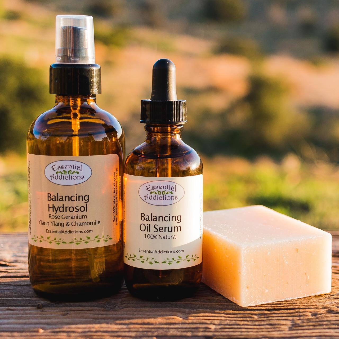 Balancing Skin Care Kit