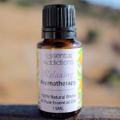 Relaxing Aromatherapy Essential Oil Blend