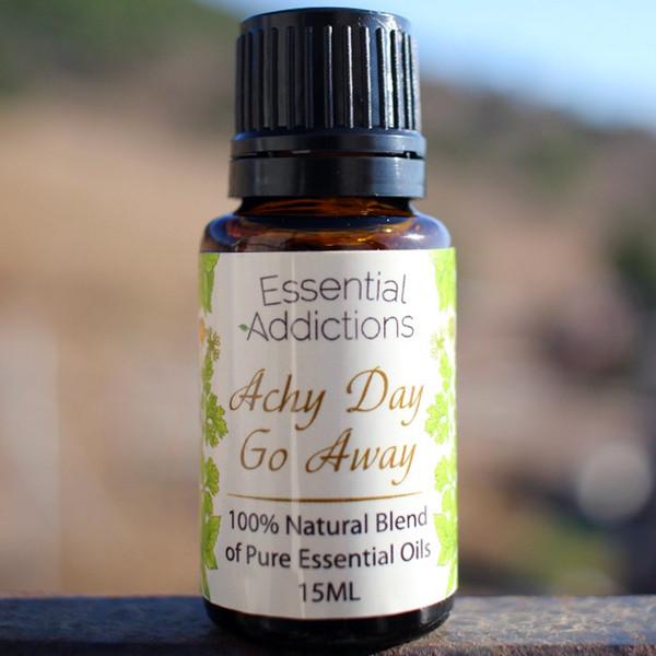 Achy Day Go Away Essential Oil Blend
