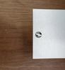 engraving plate mounting screws