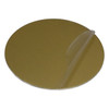 "Round Anodized  Aluminum Blank Engraving Disc 2"" Inches"