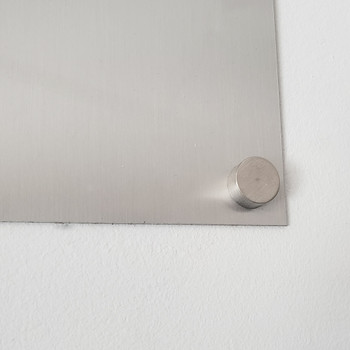 wall mount metal plate
