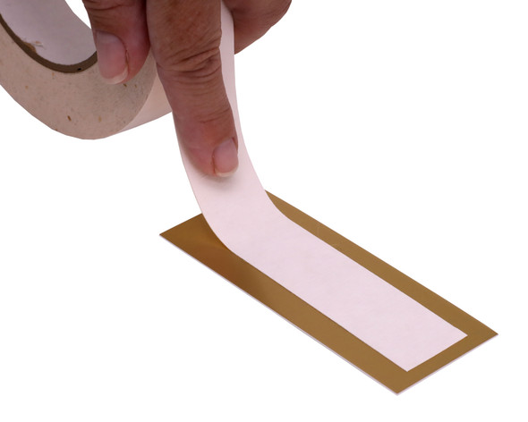 engraving plate adhesive
