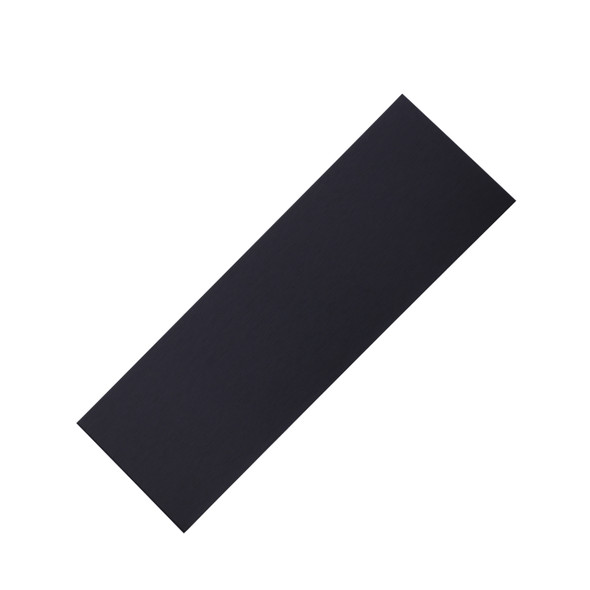 aluminum engraving plate black