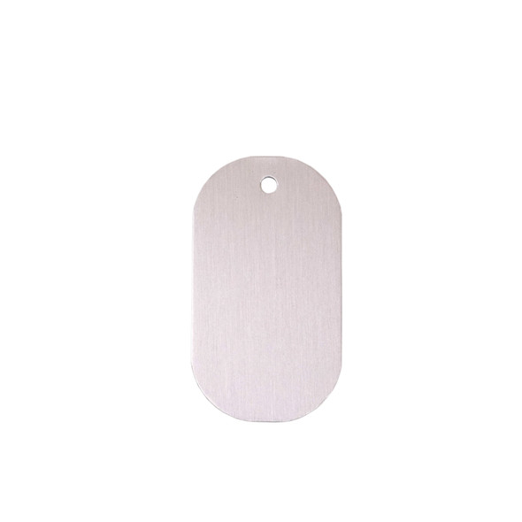 dog tag engraving blanks