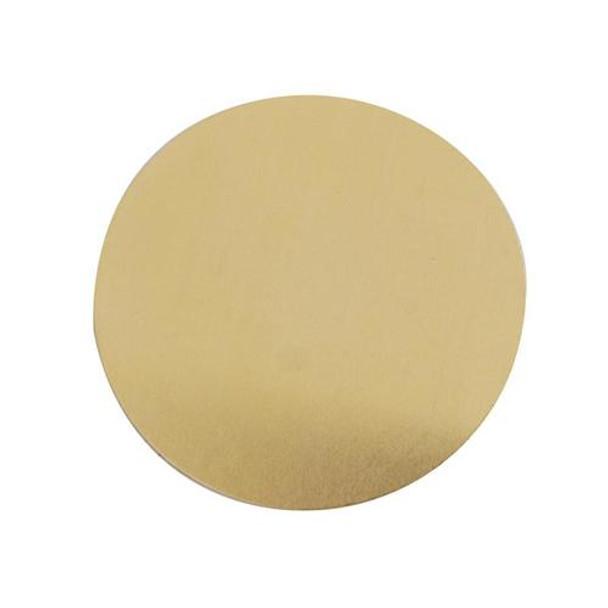 brass engraving disk