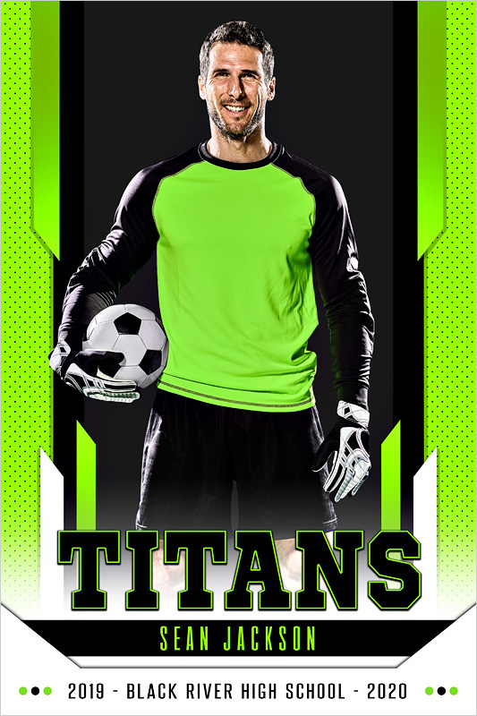 MULTI-SPORT BANNER PHOTO TEMPLATE - ENCOMPASS - CUSTOM PHOTOSHOP LAYERED SPORTS TEMPLATE