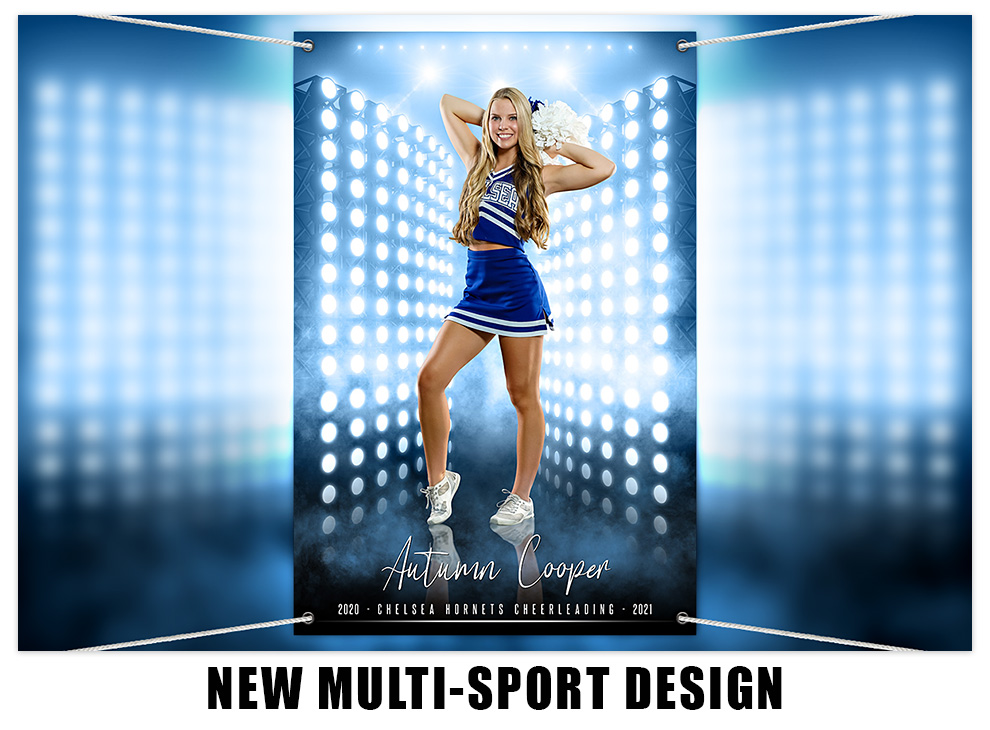 New Custom Sports Design at My Photo Borders