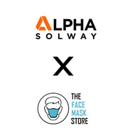The Face Mask Store Launches a New Partnership with Alpha Solway