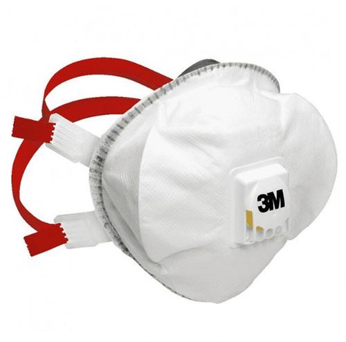 3M 8835+ FFP3 Respirator Face Mask (Single Mask)