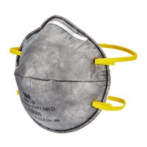 3M 9913 Disposable Face Mask Respirator FFP1