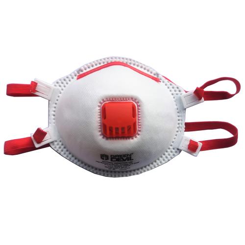 FFP3 Face Mask Respirator Green Devil 7031 NR D