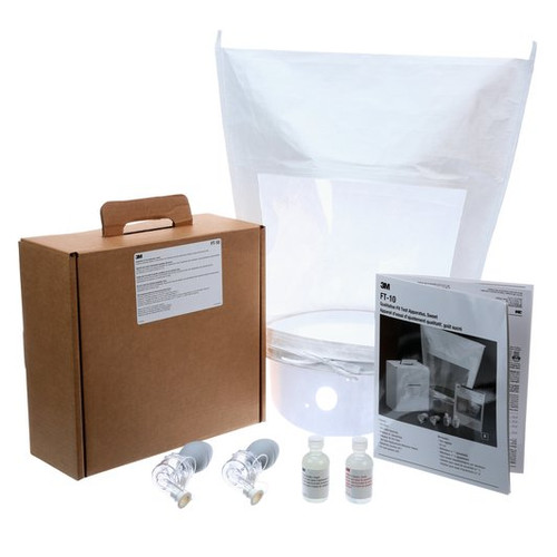 3M FT-10 Sweet Qualitative Face Fit Test Kit