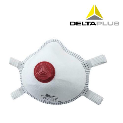 Delta Plus M1300V FFP3 NR D Moulded Face Masks with Valve - Single Mask