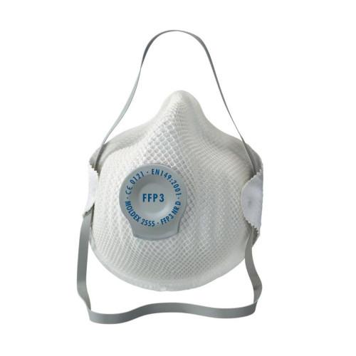 Moldex 2555 FFP3 Face Mask Respirator - Box of 20