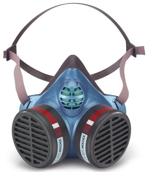 Moldex 5504 Size Medium/Large FFA2 Resuable Half Mask