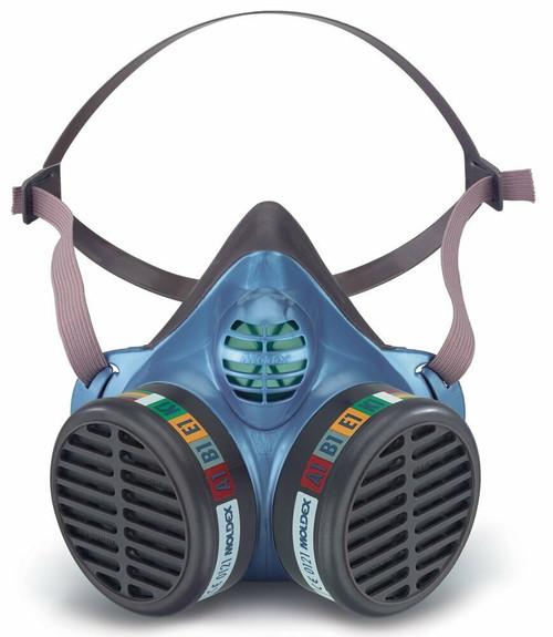 Moldex 5984 Size Medium/Large  ABEK1P3 Resuable Half Mask