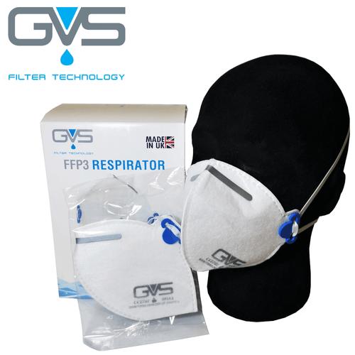 GVS Segre FFP3 Reusable Face Mask F31000 - Box of 15