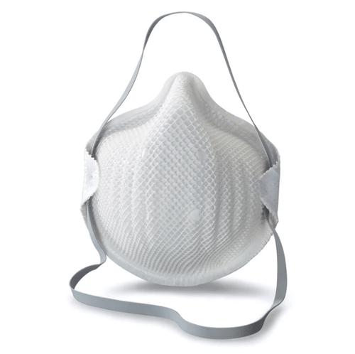 Moldex 2400 FFP2 Classic Dust Mask Unalved (Single Respirator)