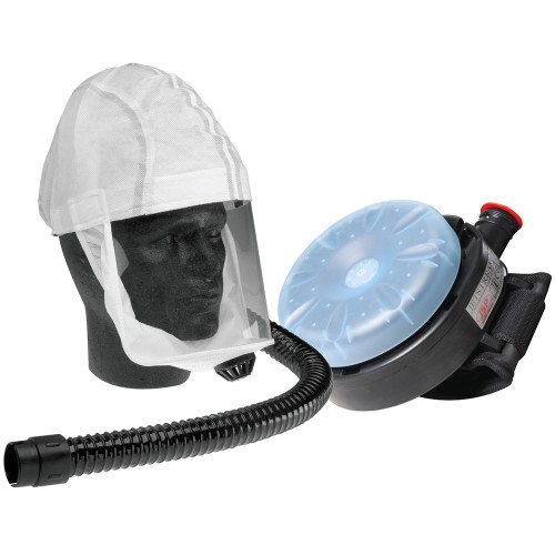 JSP Jetstream Powered Air Respirator - 8 Hour Switch and Go Unit