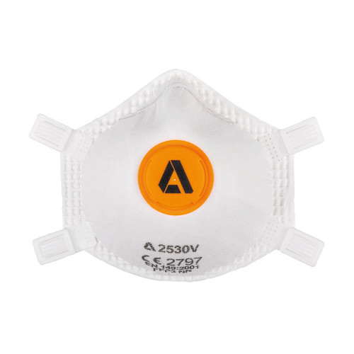 Alpha Solway 2530V FFP3 Valved Face Mask Respirator
