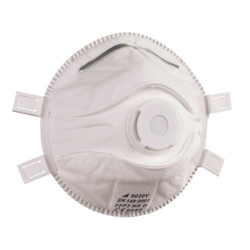 Alpha Solway 9030V FFP3 Valved Face Mask Respirator