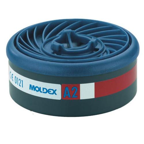 Moldex 9200 A2 Organic Gas & Vapour Filters - (Pair)