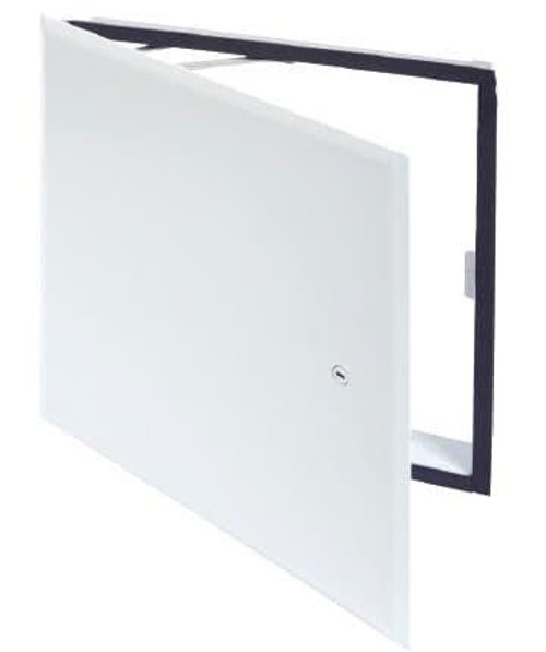 10 x 10 Aesthetic Access Door with Gasket and Hidden Flange Best Access Doors Canada