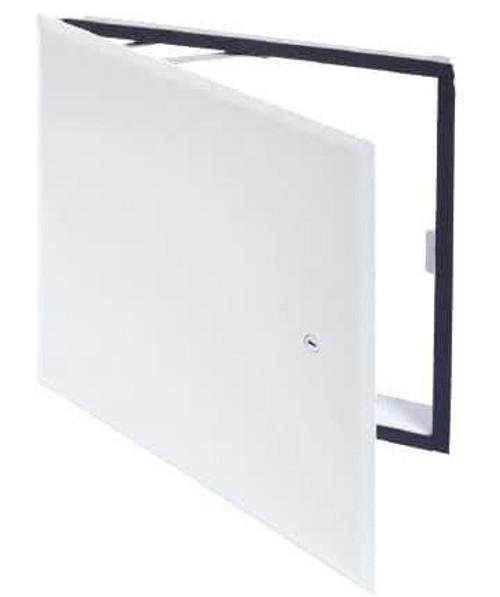 18 x 18 Aesthetic Access Door with Gasket and Hidden Flange Best Access Doors Canada