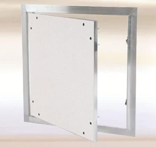 12 x 12 Drywall Inlay Access Panel with fixed hinges Best Access Doors Canada