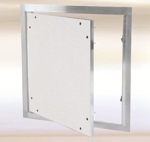 16 x 16 Drywall Inlay Access Panel with fixed hinges Best Access Doors Canada
