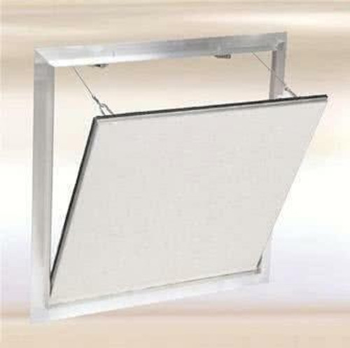 16 x 16 Drywall Inlay Air/Dust resistant Access Panel with detachable hatch Best Access Doors Canada