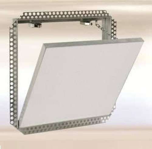 12 x 12 Drywall Inlay Access Panel with Drywall Flange - Detachable Best Access Doors Canada