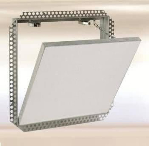 8 x 8 Drywall Inlay Access Panel with Drywall Flange - Detachable Best Access Doors Canada