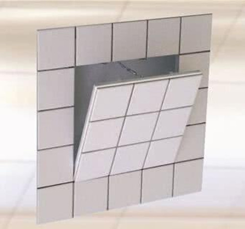 24 x 24 Drywall Inlay Access Panel for Tiling Best Access Doors Canada