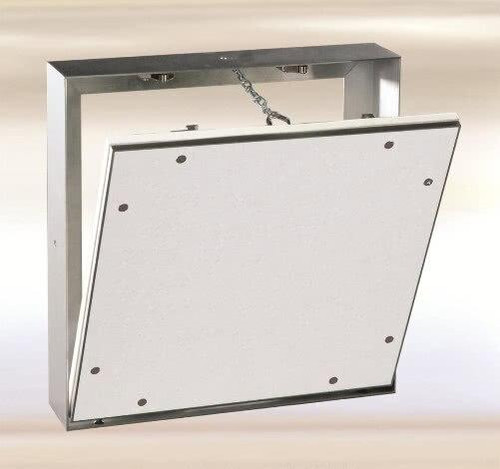 8 x 8 Drywall Inlay Access Panel for Masonry applications Best Access Doors Canada