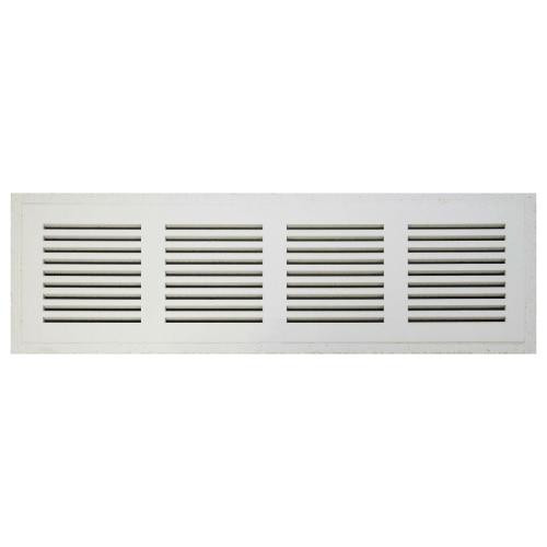 30 x 6 Premium Flush Mounted Vent and Grille Cover - Permanent Cold Air Return Best Access Doors Canada