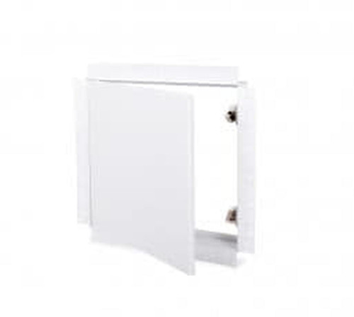6 x 6 Flush Access Door with Concealed Latch and Mud in Flange Best Access Doors Canada