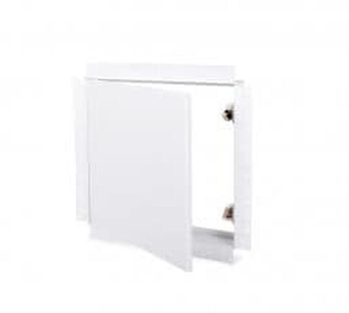 8 x 8 Flush Access Door with Concealed Latch and Mud in Flange Best Access Doors Canada