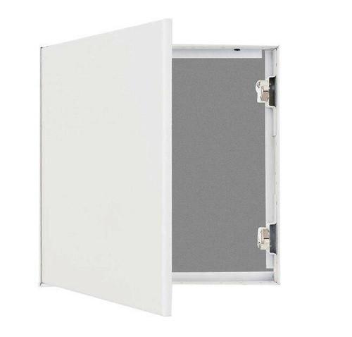 22 x 22 Concealed Cylinder Lock Aesthetic Door With Mud In Flange Best Access Doors Canada