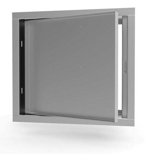 24 x 24 Recessed Access Door for Tile and Marble Best Access Doors Canada