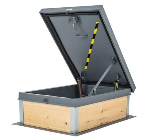 48 x 48 Roof Access Hatch Best Access Doors Canada