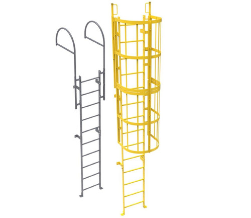 Fixed Shaft Modular Ladder System Best Access Doors Canada