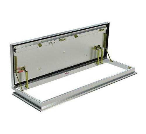 30 x 96 Aluminum Versamount Roof Hatch Best Access Doors Canada