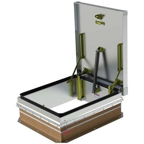36 x 30 Aluminum Automatic Smoke Vent Best Access Doors Canada