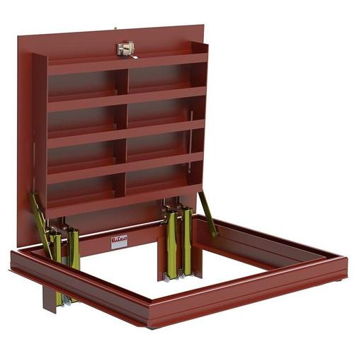 42 x 42 Steel H20 Loading Drainage Floor Door Best Access Doors Canada