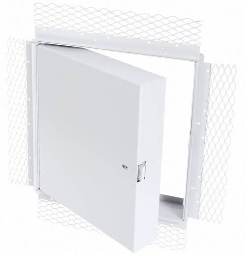 .8 x 8 - Fire Rated Insulated Access Door with Plaster Flange Best Access Doors Canada