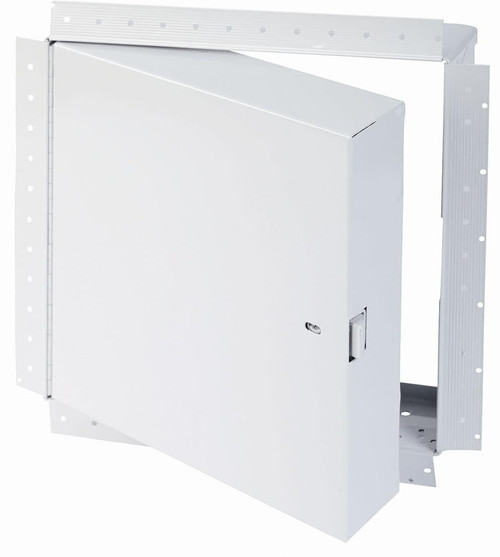 22 x 22- Fire Rated Insulated Access Door with Drywall Flange Best Access Doors Canada