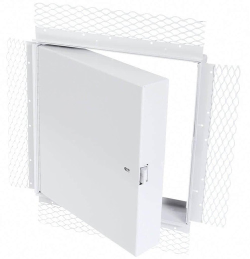 12 x 12 - Fire Rated Insulated Access Door with Plaster Flange Best Access Doors Canada