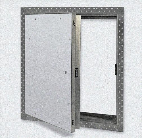 24 x 36 Fire Rated Un-Insulated Recessed Door for Drywall Best Access Doors Canada